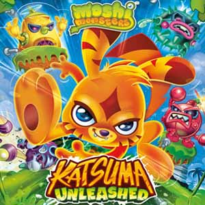 Acheter Moshi Monsters Katsuma Unleashed Nintendo 3DS Download Code Comparateur Prix