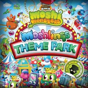 Acheter Moshi Monsters Moshlings Theme Park Nintendo 3DS Download Code Comparateur Prix