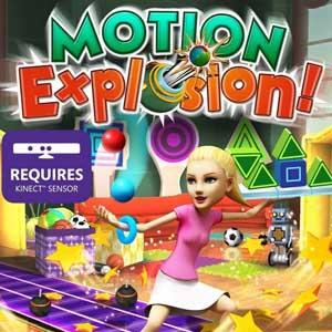 Acheter Motion Explosion Xbox 360 Code Comparateur Prix