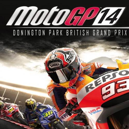 MotoGP 14 Donington Park British Grand Prix