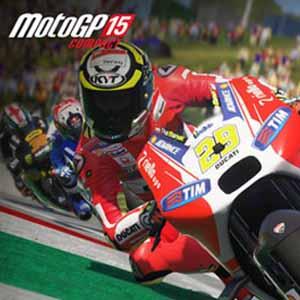 Acheter MotoGP 15 Compact Clé Cd Comparateur Prix