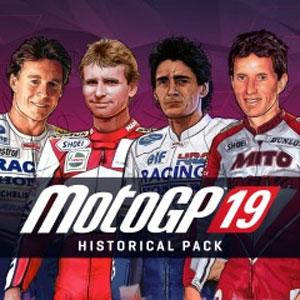 MotoGP 19 VIP Historical Pack