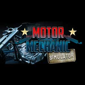 Motorcycle Mechanic Simulator