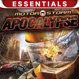 Telecharger Motorstorm Apocalypse Essentials PS3 code Comparateur Prix