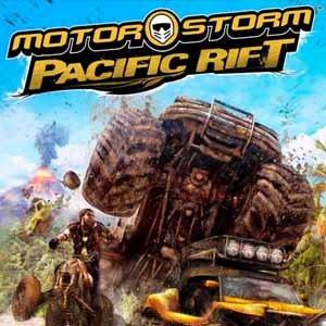 Acheter MotorStorm Pacific Rift Xbox 360 Code Comparateur Prix