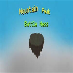 Acheter Mountain Peak Battle Mess Nintendo Wii U Comparateur Prix