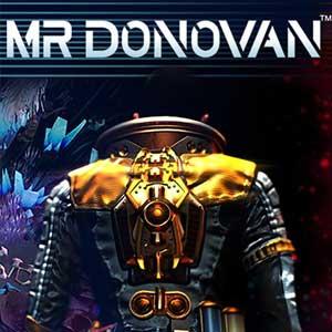 Mr Donovan