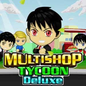 Multishop Tycoon Deluxe