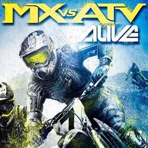 Acheter MX vs ATV-Alive Xbox 360 Code Comparateur Prix