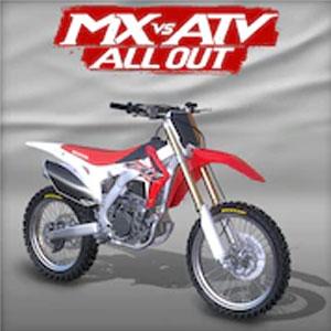 MX vs ATV All Out 2017 Honda CRF 250R