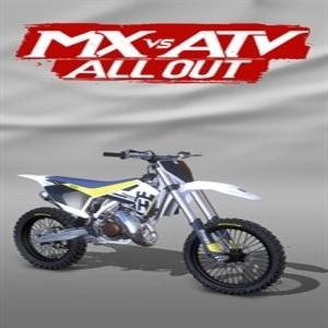 MX vs ATV All Out 2017 Husqvarna TC 125