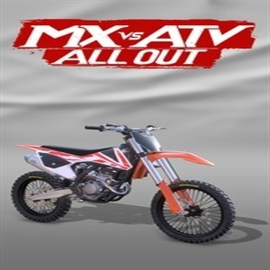 MX vs ATV All Out 2017 KTM 250 SX F