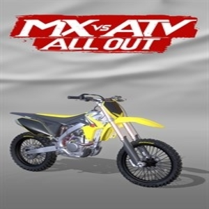 MX vs ATV All Out 2017 Suzuki RM Z250