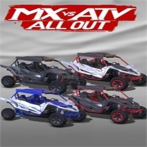 MX vs ATV All Out 2018 Yamaha UTV Bundle