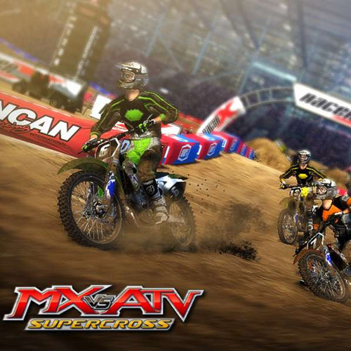 MX vs ATV Supercross Encore Edition