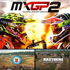 Acheter MXGP2 Agueda and Bastogne Tracks Clé Cd Comparateur Prix