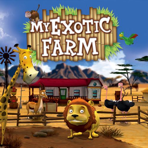 Acheter My Exotic Farm Clé Cd Comparateur Prix