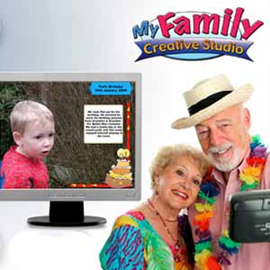 Acheter My Family Creative Studio Clé Cd Comparateur Prix