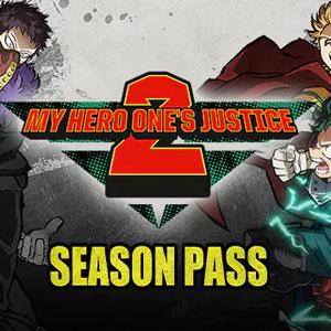 Acheter My Hero One's Justice 2 Season Pass Nintendo Switch comparateur prix