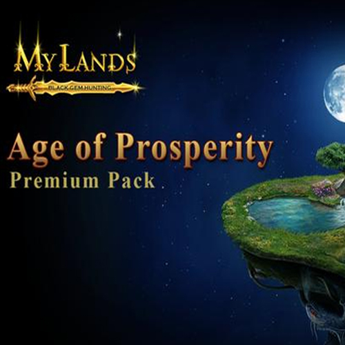 Acheter My Lands Age of Prosperity Clé Cd Comparateur Prix