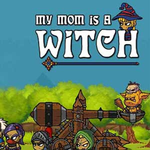 My Mom is a Witch