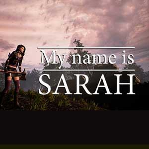 Acheter MY NAME IS SARAH Clé CD Comparateur Prix