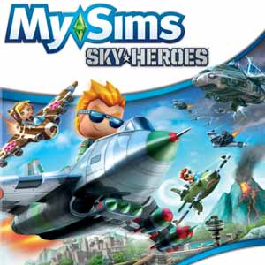 Acheter My Sims Skyheroes Xbox 360 Code Comparateur Prix