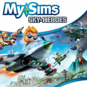 Acheter MySims Sky Heroes Xbox 360 Code Comparateur Prix