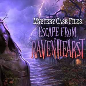 Acheter Mystery Case Files Escape from Ravenhearst Clé Cd Comparateur Prix
