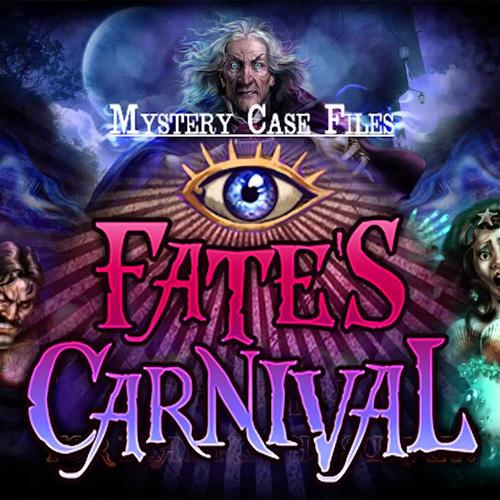 Acheter Mystery Case Files Fates Carnival Clé Cd Comparateur Prix