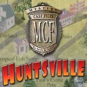 Acheter Mystery Case Files Huntsville Clé Cd Comparateur Prix