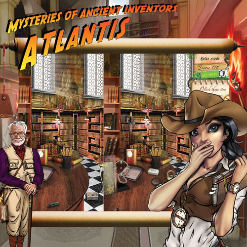 Acheter Mystery Masters Mysteries Of Ancient Inventors Atlantis Clé Cd Comparateur Prix