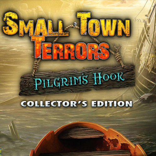 Mystery Masters Small Town Terrors Pilgrims Hook Collectors Edition