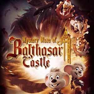 Acheter Le labyrinthe mystérieux du Château Balthazar Clé Cd Comparateur Prix