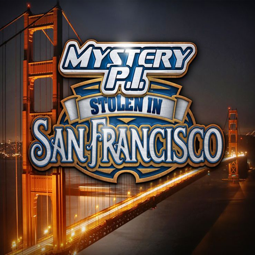 Acheter Mystery PI Stolen In San Francisco Cle Cd Comparateur Prix