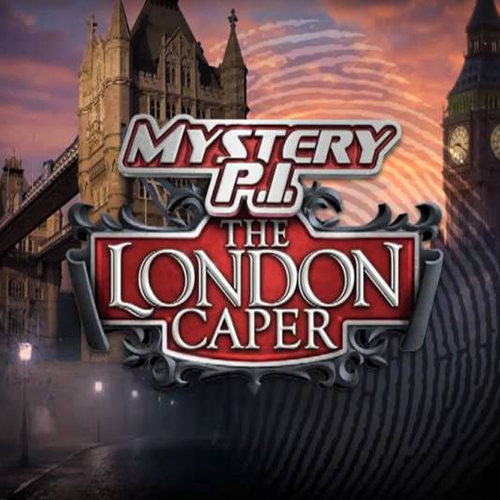 Mystery PI The London Caper