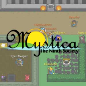 Mystica The Ninth Society