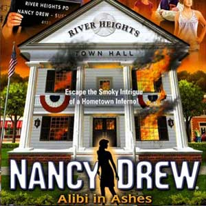 Acheter Nancy Drew Alibi In Ashes Clé Cd Comparateur Prix