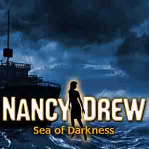 Acheter Nancy Drew Sea of Darkness Clé Cd Comparateur Prix