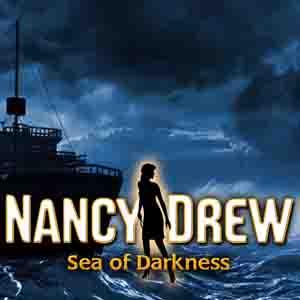 Acheter Nancy Drew Sea of Darkness Clé Cd Comparateur Prix