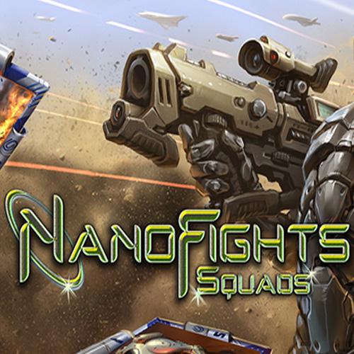Acheter Nanofights Clé Cd Comparateur Prix