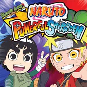 Acheter Naruto Powerful Shippuden Nintendo 3DS Download Code Comparateur Prix