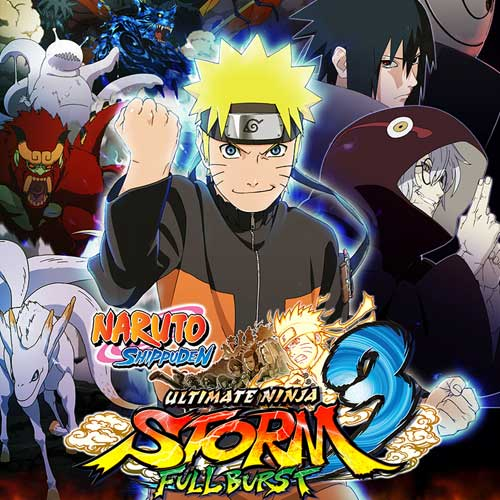 Telecharger Naruto Shippuden Ultimate Ninja Storm 3 Full Burst PS3 code Comparateur Prix
