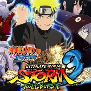 NARUTO SHIPPUDEN Ultimate Ninja STORM 3 Full Burst HD