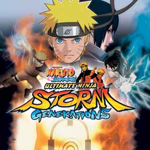 Telecharger Naruto Shippuden Ultimate Ninja Storm Generations PS3 code Comparateur Prix
