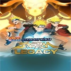 Acheter Naruto Shippuden Ultimate Ninja Storm Legacy Xbox Series Comparateur Prix