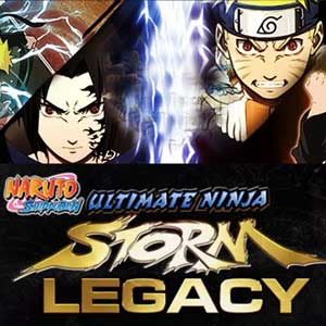 Acheter Naruto Shippuden Ultimate Ninja Storm Legacy Xbox One Code Comparateur Prix
