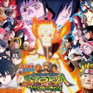 Acheter Naruto Shippuden Ultimate Ninja Storm Revolution Rivals Edition Xbox 360 Code Comparateur Prix
