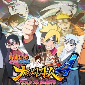 NARUTO STORM 4 Road to Boruto Expansion