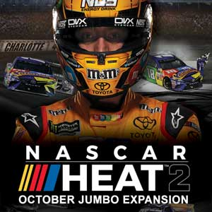 NASCAR Heat 2 October Jumbo Expansion